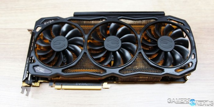 EVGA показала карту GeForce GTX 1080 Ti Kingpin