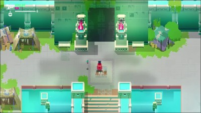 "Hyper Light Drifter ""Второй трейлер """