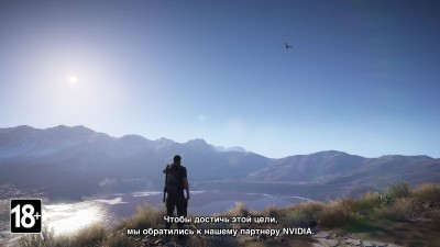 "Tom Clancy""s Ghost Recon Wildlands ПК-Трейлер: Nvidia GameWorks"