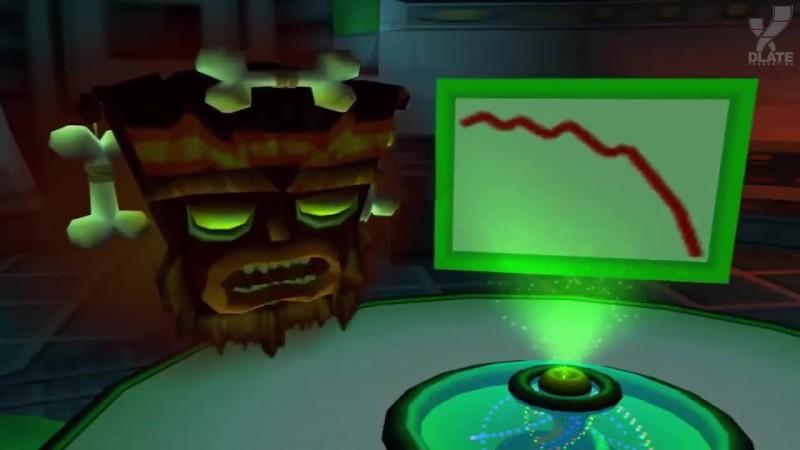 История серии Crash Bandicoot