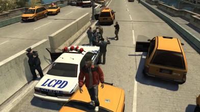 GTA 4: Приколы, глитчи, фейлы.