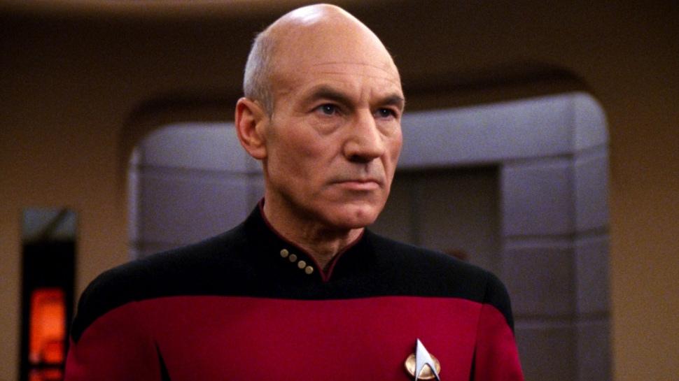 Патрик Стюарт объявил овозвращении в«Звездный путь» вроли капитана Пикара