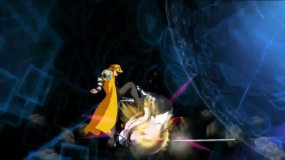 "BlazBlue: Chronophantasma ""Тизер"""