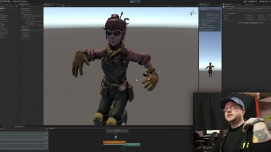 Hover Junkers: создание анимации для VR-игры