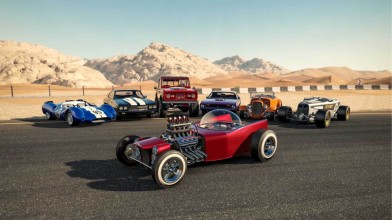 Анонсирован Barrett-Jackson car pack для Forza Motorsport 7