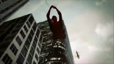 "The Amazing Spider Man ""E3 2012 Trailer"""