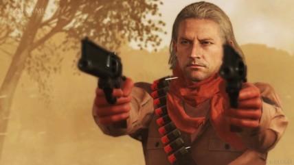 Новое обновление для Metal Gear Solid V позволит поиграть за Револьвера Оцелота