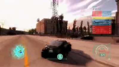 "Need for Speed: Undercover ""Cops & Robbers Mode Gameplay"""