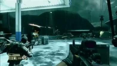 """BlackSite: Area 51 """"E3 2007 Conspiracy Interview"""""""