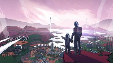 Трейлер нового дополнения Green Planet для Surviving Mars