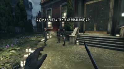 "Dishonored ""StealthGamerBR, Прием Леди Бойл"""