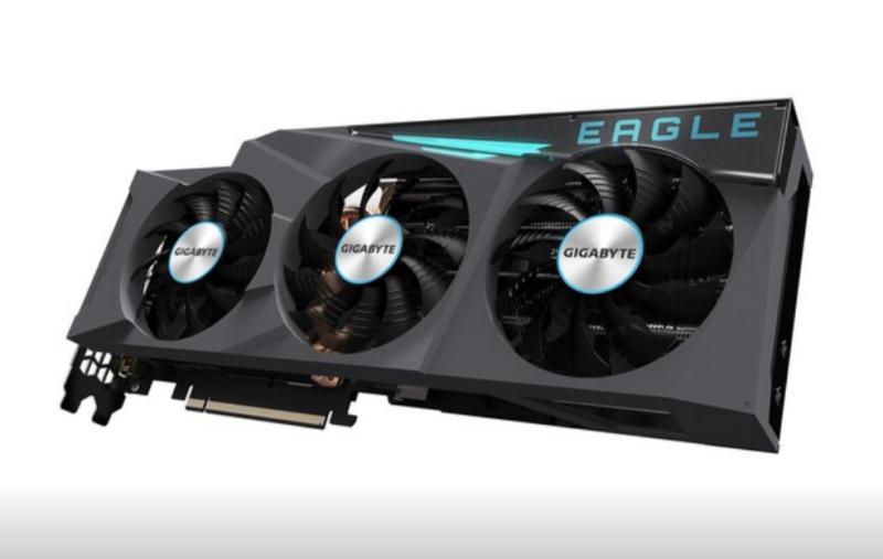 Три вентилятора - это стандарт. Gigabyte подготовила два варианта GeForce RTX 3090 и два RTX 3080