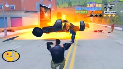 Что будет, если играть с 1000 FPS в GTA 3