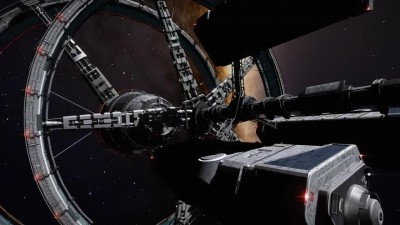 "Elite: Dangerous ""Трейлер The Orbis Starport"""