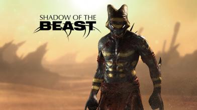 Геймплейный трейлер игры Shadow of the Beast