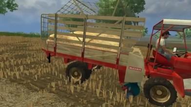 Нарезка от подписчика: Farming Simulator 2013-15. Рабочие моменты