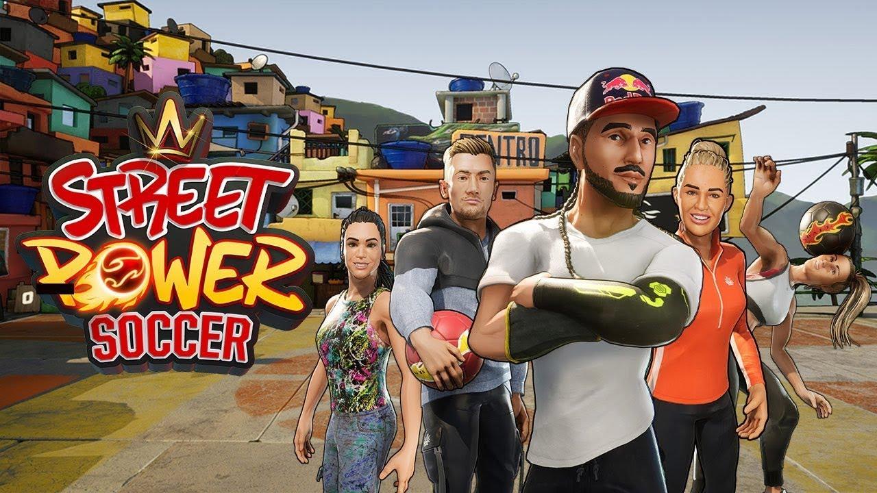 Анонсирован аркадный футбол Street Power Soccer для PS4, Xbox One, Switch и ПК