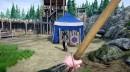 Mordhau - стрельба из лука, бой на лошади, осадное оружие
