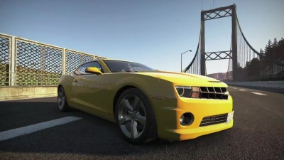 "World of Speed ""Трейлер: Mustang против Camaro"""