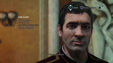 "Sherlock Holmes: Crimes & Punishments ""Искусство допроса """