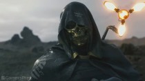 Death Stranding TGS 2018 The Man in the Golden Mask
