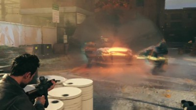 "Quantum Break ""Трейлер - Time is Power"""