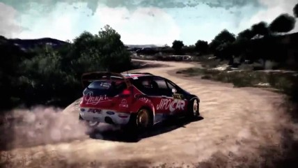 "WRC 4: FIA World Rally Championship ""Релизный трейлер"""