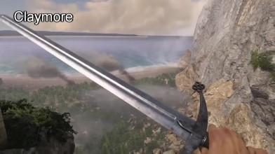 Call of Duty - WWII - Все оружие ближнего боя