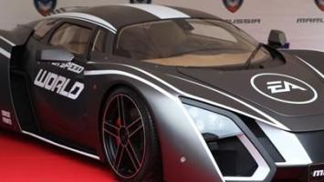 EA анонсирует сотрудничество «Маруся Моторс» и Need For Speed World