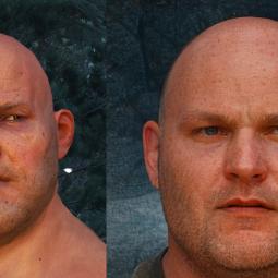 Как персонажи The Witcher 3 выглядели бы в реальном мире