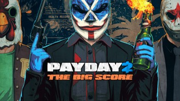 Анонс Payday 2: Crimewave Edition - The Big Score