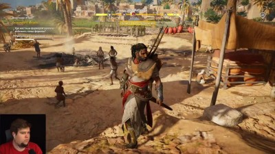 Проклятие фараонов (DLC) - Assassin's Creed: Origins