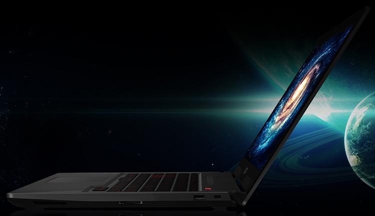 Asus представила игровой ноутбук FX503