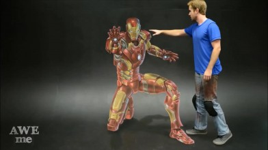 Iron Man's Armor - 3D