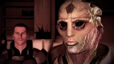 "Mass Effect 3 ""Thane's Regret [Фан-трейлер]"""