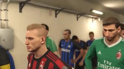 Pro Evolution Soccer 2018 на GeForce GTX