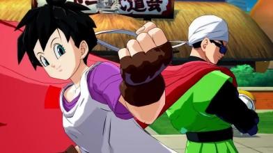 Dragon Ball FighterZ - Трейлер новый персонажей