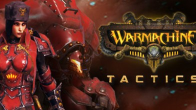 WARMACHINE: Tactics - Демо-версия содержит мультиплеер