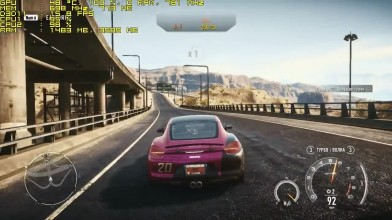 Тест Need for Speed Rivals запуск на супер слабом ПК (2 ядра, 2 ОЗУ, GeForce GT 630 1 Гб)