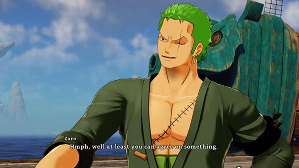 Первое DLC для One Piece: World Seeker будет посвящено Ророноа Зоро