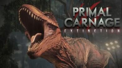 В сети появились скриншоты PS4-версии Primal Carnage: Extinction