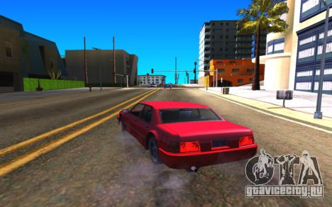 Summer Colormod для GTA San Andreas пятый скриншот