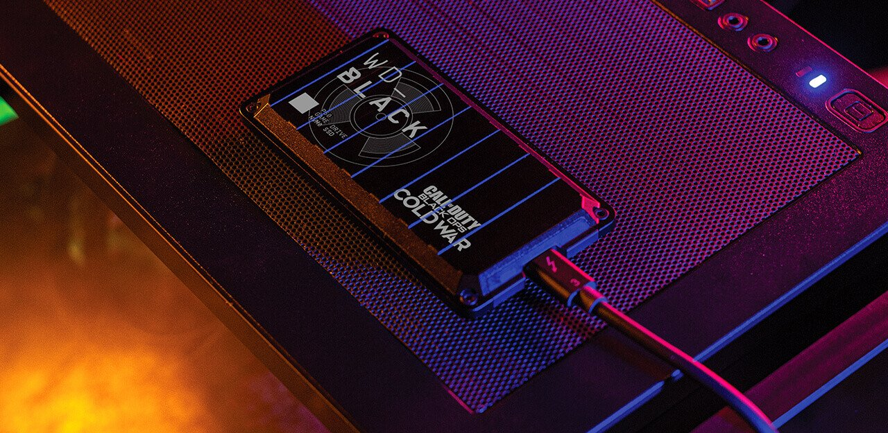 """WD выпускает особую линейку SSD, которая """"идеально подходит для хранения и обновления"""" Call of Duty"""