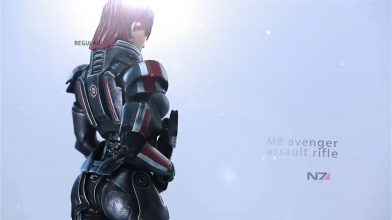 Gaming Heads анонсировали коллекционную фигурку фемШепард из Mass Effect 3