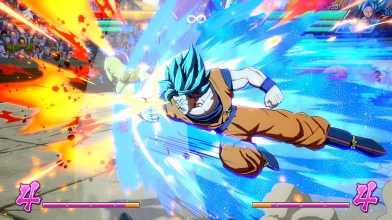 Новый персонаж для Dragon Ball FighterZ