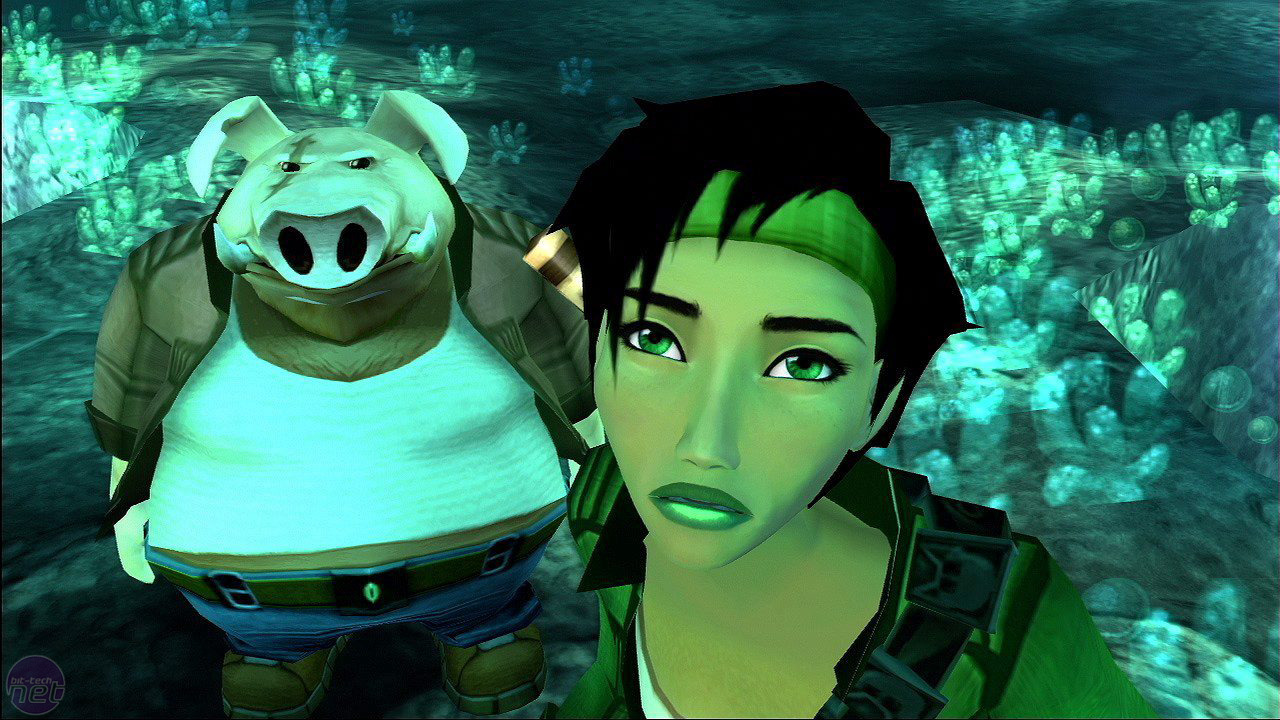 #E32017: 1-ый трейлер адвенчуры Beyond Good and Evil 2