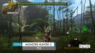 История MONSTER HUNTER (2004-2015)
