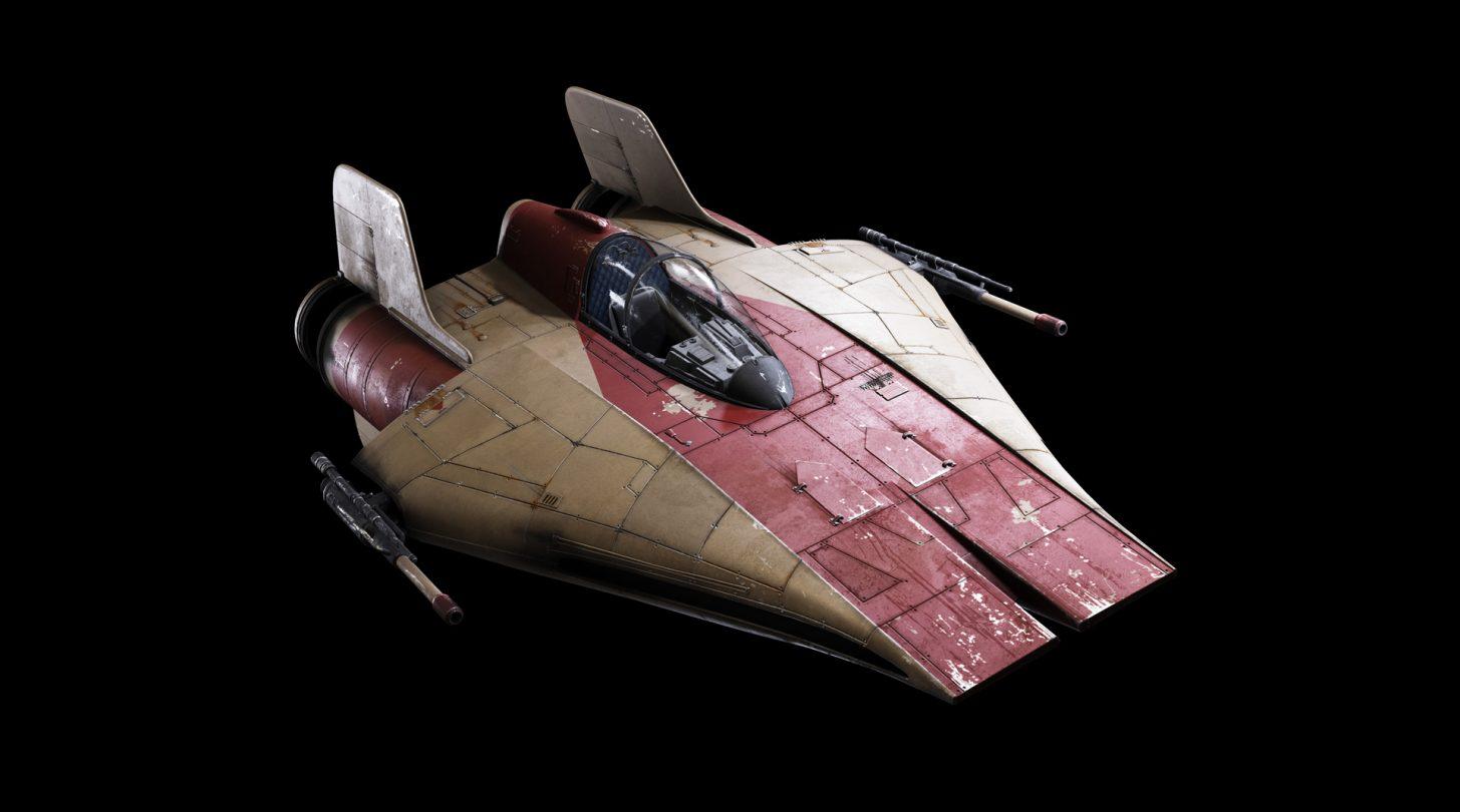 Трейлер режима космических битв вStar Wars: Battlefront 2