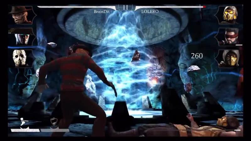 Mortal Kombat X - Обзор Фредди Крюгера за 19.99$