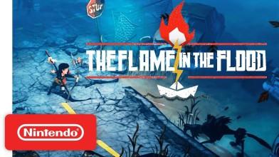 The Flame in the Flood получила два новых трейлера и выйдет на Switch в этот четверг